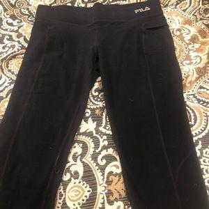 Fila Capri workout pants